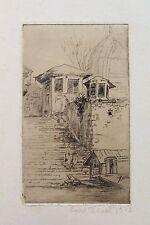1912  Srinagar Jammu & Kashmir India - Rare Print