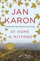 At Home in Mitford, Hardcover by Karon, Jan, Brand New, Free shipping in the US