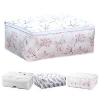 Foldable Clothes Quilt Storage Bag Waterproof Dust-proof Blanket Organizer Home