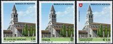 ITALIA – SMOM – VATICANO 2020: Basilica di Aquileia - Emissione congiunta