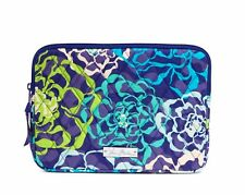 NWT VERA BRADLEY E-Reader Sleeve KATALINA BLUES **KINDLE / NOOK / iPAD MINI**