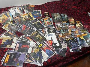 Huge Lot Of NINETY Mike Mignola Comics HELLBOY BPRD LOBSTER JOHNSON Dark horse