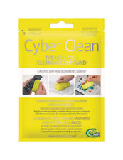Cyber Clean  Lemon Scent Cleaning Compound  3 oz. Putty