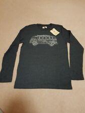 BNWT Kiliwatch Men's T-Combi ML T Shirt With Camper Van Motif Size M