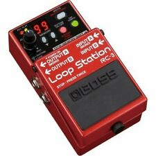 BOSS RC-3 Loop Station Guitar Effects Pedal New in Box