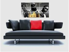 "JAY Z, NOTORIOUS B.I.G. & NAS BORDERLESS MOSAIC TILE WALL POSTER 35""x25"" HIP HOP"