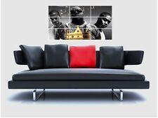 "JAY Z, NOTORIOUS B.I.G. & NAS BORDERLESS MOSAIC TILE WALL POSTER 35""x25"" HIP HOP"