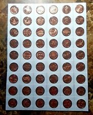 An Amazing Collection of 54 Different 1oz. Copper Rounds!!