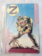 ZERO Anno II N 12 Ottobre 1991 KXB Zero Nippon Comix  Fumetto Collezione