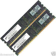 8GB (2X4GB) di memoria DDR2-800 pc2-6400p ECC Registered CL6 240-pin memoria (RAM)