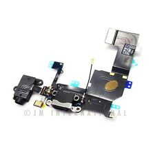 iPhone 5S Black Charger Charging Port Dock Connector USB Port Repair USA Seller