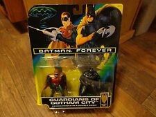1995 KENNER--BATMAN FOREVER--GUARDIANS OF GOTHAM CITY FIGURE 2 PACK (NEW)