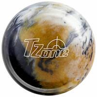 Bowling Ball Brunswick TZone Gold Envy Bowlingkugel für Spare und Strike
