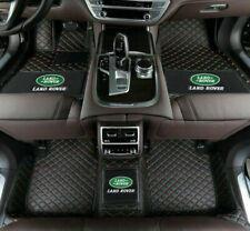 For Land Rover Range Rover Sport Velar Evoque Discovery 2 3 4 5 Car Floor Mats