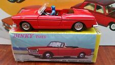 DINKY PEUGEOT 404 CABRIOLET PROTO