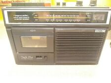 "Vintage ""Realistic"" Ctr-50 Radio/Cassette/ A/C Battery / Recorder"