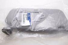 Grey Color Genuine Inner Sun visor RH 1Pcs For Hyundai Accent Verna 2006 2010