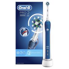 Braun Oral-B Pro 2000 CrossAction 2-modo Cepillo de Dientes Recargable Eléctrico Dental