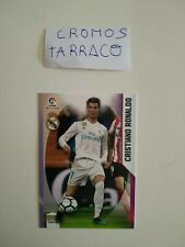 372 Cristiano Ronaldo CR7 Megacracks Real Madrid 2018 Cromo Card Tarjeta Panini