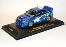 SUBARU Impreza WRC N. 7 p. Solberg-P. Mills Winner TOUR de CORSE 2003, Ixo, 1:43