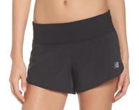 New Balance (Black) 3 Impact Women's Shorts Size XS 68711