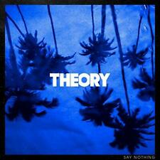 THEORY OF A DEADMAN CD - SAY NOTHING (2020) - NEW UNOPENED - ROCK - ROADRUNNER