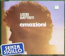 """LUCIO BATTISTI """" EMOZIONI + ANNA """" CD's SINGOLO NUOVO BMG RICORDI"""