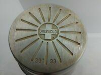 RARE! Vintage #93 GRISWOLD Cross Cast Aluminum 3 Qt Pot /Sauce Pan no Lid (6B2)
