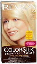 Revlon ColorSilk Hair Color 04 Ultra Light Natural Blonde 1 Each (Pack of 8)