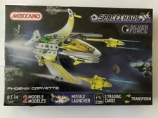 Meccano Spacechaos Dark Pirates 2 Model Kit NEW AND SEALED XMAS GIFT 2019