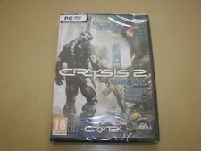 Crysis 2  Limited Edition PC DVD **New & Sealed**