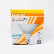 Sylvania Lightify by Osram PAR38 1300 Lumens Smart Home Bulb (Hub not Included)