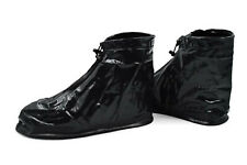 Regenüberschuhe Schuhüberzieher Überschuhe Überziehschuhe Regenschuhe (L:43-44)