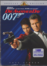 Die Another Day (DVD, 2003, 2-Disc Set, Widescreen,Special Edition,Bilingual)
