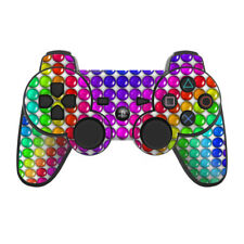 Sony PS3 Controller Skin - Rainbow Candy - DecalGirl Decal
