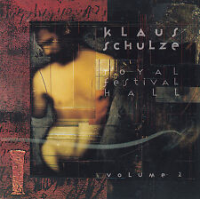 KLAUS SCHULZE - CD - ROYAL FESTIVAL HALL VOL.2