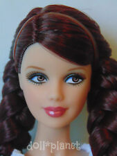 Miss Dorothy Gale Barbie Doll Model Muse body w/dog Toto Wizard of Oz 2010 Sexy