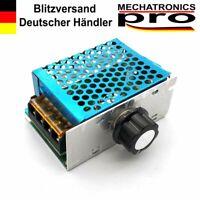 4000W AC 220V SCR Spannungsregler Voltage Regulator