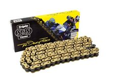 YAMAHA YZF 1000 R THUNDER ACE 1997 530-110 LINK O-RING GOLD TRIPLE S CHAIN