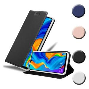 Case for Huawei P30 LITE Phone Cover Mat Protective Wallet Book