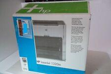 HP LaserJet 1320tn Workgroup Printer Mono USB Ethernet 16MB 1200dpi Q5928A NEW
