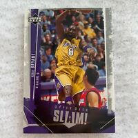 Kobe Bryant LA Lakers NBA Basketball 2005 Upper Deck Slam Card #38