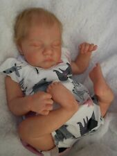 😴 Realistic, Artistic Reborn Baby Girl Doll Newborn LEVI by BONNIE BROWN 1st Ed