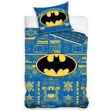 Ropa de cama para niños para niños de Batman