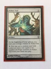 Aether Vial MINT x1 2004 Darksteel Mtg Wizards of the Coast