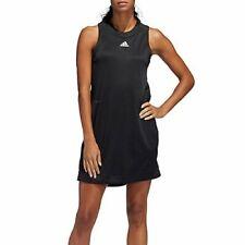 adidas Team Issue Asymmetrical-Hem Dress - Size X-Small | Black