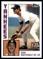 2021 Series 1 Double Headers #TDH-26 Don Mattingly - New York Yankees