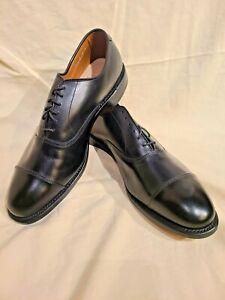 """Allen Edmonds """"Park Avenue"""" Shoes, New Old Stock, Unworn, Estate Collection, 11D"""