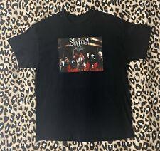 Slipknot T-Shirt Frame Rock Metal Tee Band T-Shirt Wait & Bleed 2008 Surfacing