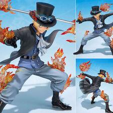 PVC Figuarts ZERO Sabo 5th Anniversary Edition One Piece Anime Figure Bandai